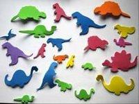 educational lovely animal kids eva soft foam toys