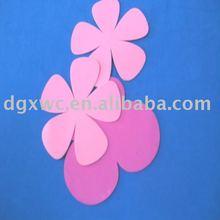 Cor flor para decoração da casa de brinquedo