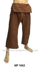 High quality fisherman yoga pants