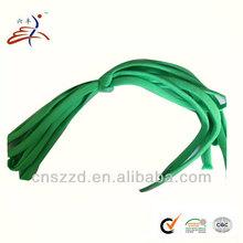 custom length lime green shoe laces