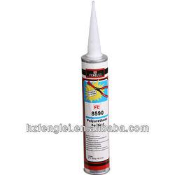 China Chemical polyurethane pu windscreen repair kit adhesive sealant