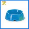 high quality plastic round pet dog/cat bowl