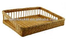 plastic bread storage basket