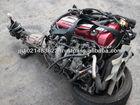 Nissan used car engine motor S13 S14 S15 Silvia 200sx SR20DET and japan half cut car