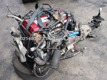 Nissan used car sales japan engine motor S13 S14 S15 Silvia 200sx SR20DET