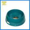 hot sale promotional plastic round pet dog or cat bowl