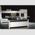exposição moldado armáriosde cozinha bom design