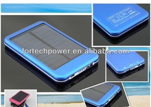 Solar power universal mobile phone charger 5000mah
