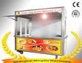 Ce OEM de gas / eléctrica móvil de la calle rápido alimentación de máquinas expendedoras utilizado para remolque / carros / camión / cocina / van / kiosco venta