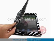 Sleeping magnetic cover case for ipad2 ipad3 ipad4 new ipad