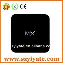 1080p android tv box dvb t2 arabic iptv box AML8726-MX dual core A9 1.5 Ghz,1GB 8GB xbmc