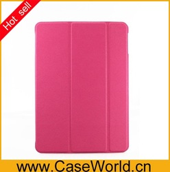 New ultra thin smart cover for ipad 5 leather case