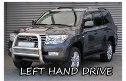 Toyota Land Cruiser 200 Executive V8 D-4D Executive (LHD 96124 DIESEL)