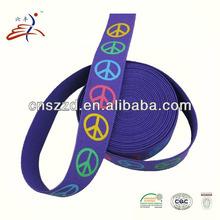 elastic fabric for suspenders