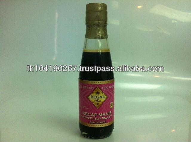 Sweet Soy Sauce Thai Kecap Manis Sweet Soy Sauce