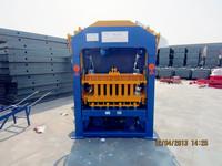 QT4-15 Automatic cement sand hollow block making machines