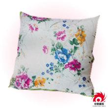 Cymbidium Adults Quilt in Back Pillow Cushion