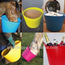 plastic flexible tub,garden tools,tubs for baby bathing 26L