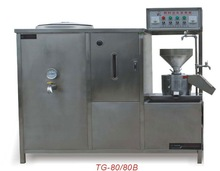 TG-80 Automatic soybean milk making plant soy milk production line