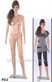baratos flexível manequins femininos na venda