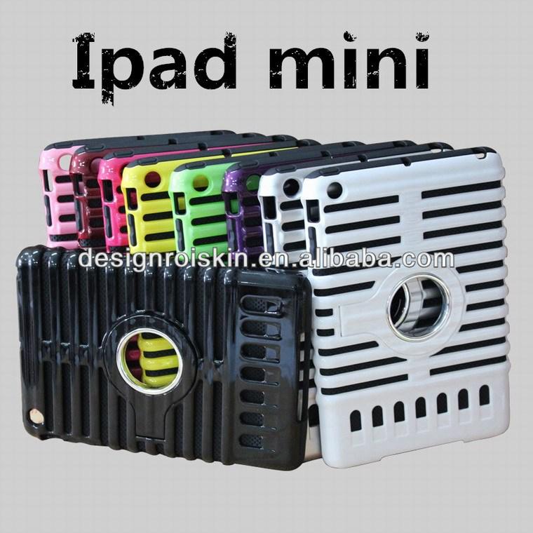 combo case for ipad mini microphone case for ipad mini custom case