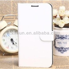 2013 New Product Silk Garin Design Smart Cover Stand Leather Cases Holsters For Samsung I9200 For cell phones