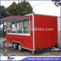 2013 recién llegada al aire libre de comida rápida y quioscos de furgones de alimentos para la venta