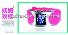 custom logo watch cheap price china wholesale watch cool silicone watch