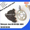 Chinês peças de reposição para motocicleta fabricante cadeia shineray peças
