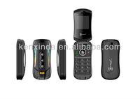 Car Design dual sim 1.44inch mni flip mobile phone