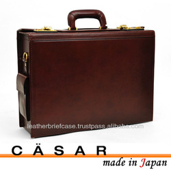 Genuine Leather Bags For Men Flight Case made in Japan CASAR   15505