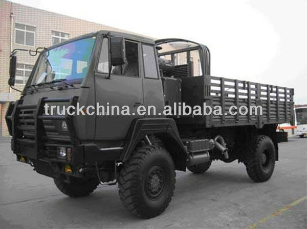 Sinotruk camion de la chine 4x4trucks 4x4 militaire. 4x4 van camion