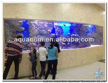 Big Wall fish aquarium/Wall Mounted Fish Tank