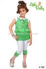 Children's Clothing Sets Leggy & Frock