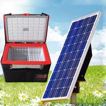 45Lmini solar power portable fridge freezer