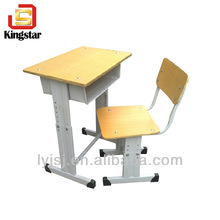 Professional Modern School Desk and Chair
