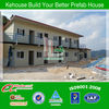 KH steel frame modern design houses fast build low cost