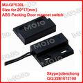 Interrupteur proximité environnement magnétique MJ-GPS23L/C / alarme porte avec interrupteur magnétique / interrupteur d'énergie électrique contact porte série N.O