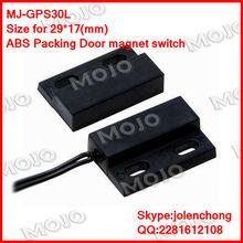 MJ-GPS23L/C Magnetic proximity switch / door magnetic swich alarm/ door contact N.O type power switch