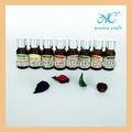 10ml adultos del sexo aceites de masaje en botella de color marrón