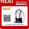Kb-890 infrarrojo lejano almohadillas de terapia Lumbar almohadillas almohadillas térmicas