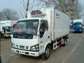 isuzu mobile camion di catering cibo van