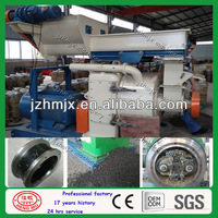 hengmu brand wood pellet briquettes making machine