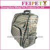 2013 dog carrier with wheels dog walking carrier pet walking carrier