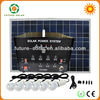 solar home power generator system 50w for power off