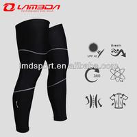 Lambda basic style bike leg warmers