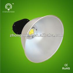 Vintage industrial lamp lighting ip65 cob 200w factory led high bay light