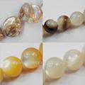 La madre de concha de perla cuentas, ronda 4-16mm, 16- pulgadas por línea