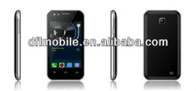 3.5inch dual sim Android4.2 MTK6572 3G WIFI GPS smart mobile phone DF35
