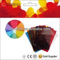 alta qualidade e melhores serviços fabricante várias cores de papel celofane